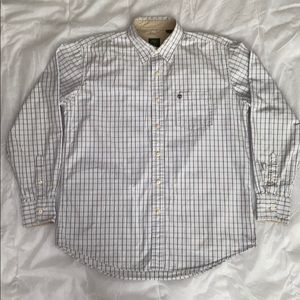 Timberland long sleeve dress shirt.